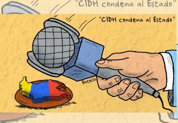 Caricatura: Condenados