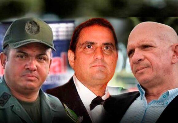 Tres alfiles en Estados Unidos contra el régimen de Maduro