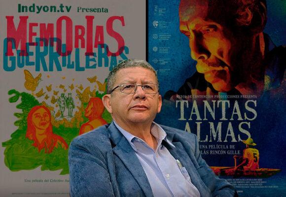 Cine, la otra pasión de Pablo Catatumbo
