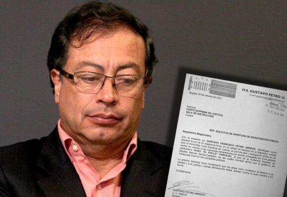 Petro contrataca para atajar señalamientos de financiación por parte de Chávez