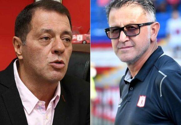 Tulio Gómez se piensa dar la pela para echar a Juan Carlos Osorio