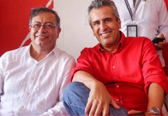 El plan B de Luis Fernando Velasco con su cercanía a Gustavo Petro