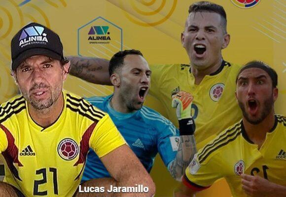 La exitosa empresa de Lucas Jaramillo que ha llevado varios jugadores a la Selección Colombia