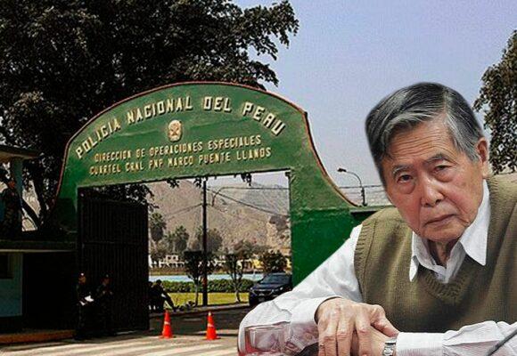 172 mil dólares anuales: lo que le vale a los peruanos la prisión de Alberto Fujimori