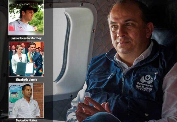 Carlos Camargo, un Defensor atrapado por 16 directores regionales, todos cuotas políticas