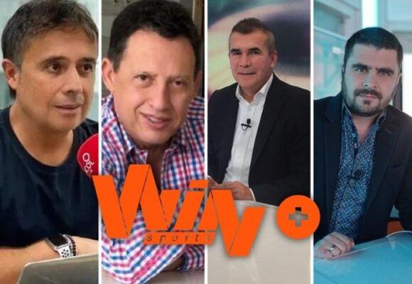 La barrida contra los periodistas de Caracol y ESPN que prepara Win