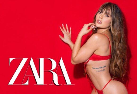 Lina Tejeiro explota contra Zara