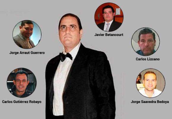 Los cinco empresarios colombianos metidos en el entramado de Alex Saab