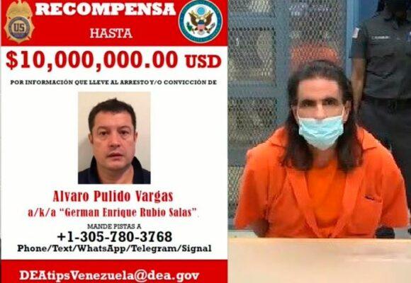 Diez millones de dólares por el presunto socio de Alex Saab