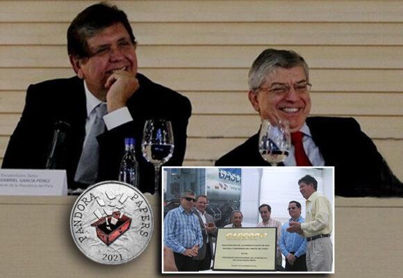 El favor que le pagó con creces Alan García a César Gaviria
