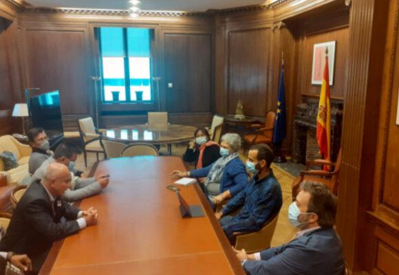 Delegación de la CUT en gira de incidencia en Europa se reunirá con el papa Francisco