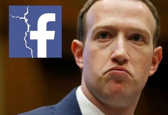 Más de $800 millones de dólares y contando: lo que ha perdido Zuckerberg con la caída de Facebook