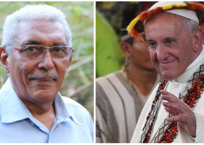 Las Farc y la Iglesia versus los indígenas