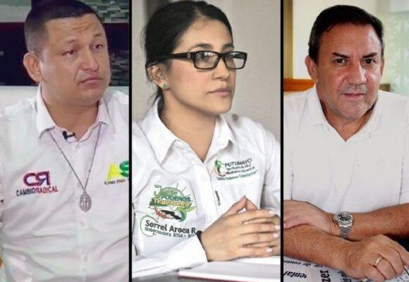 Los líos de los gobernadores del Putumayo: los últimos 3 han enfrentado procesos judiciales