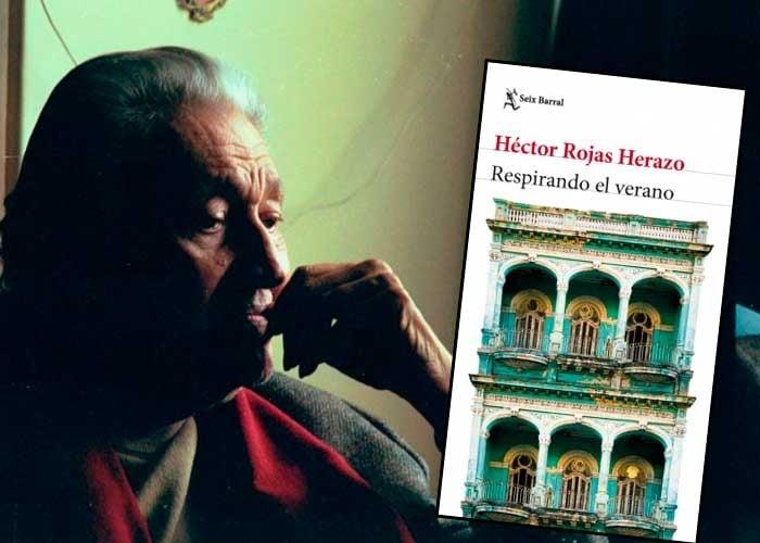 El escritor Héctor Rojas Herazo, un hombre sin linderos
