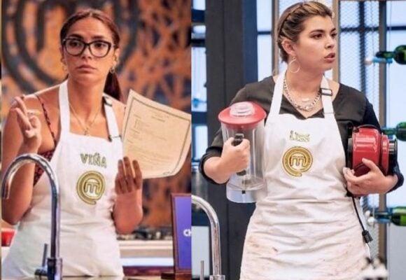 La notoria bronca entre Liss Pereira y Viña Machado en Master Chef