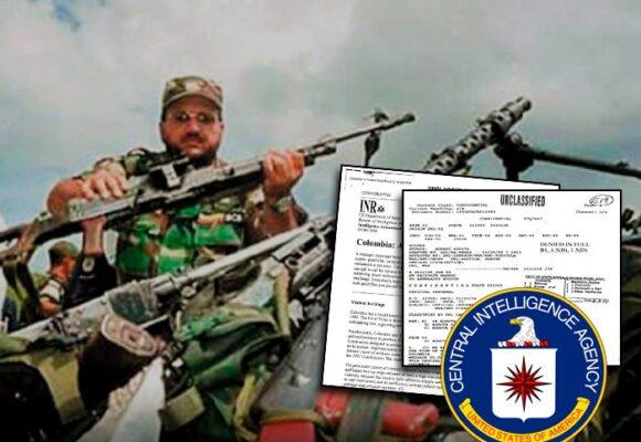 Los 10 documentos de la CIA que revelan la ayuda del Estado a los paramilitares