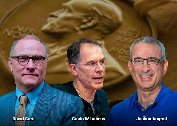 Tres expertos en economía laboral y migración se reparten el Nobel 2021
