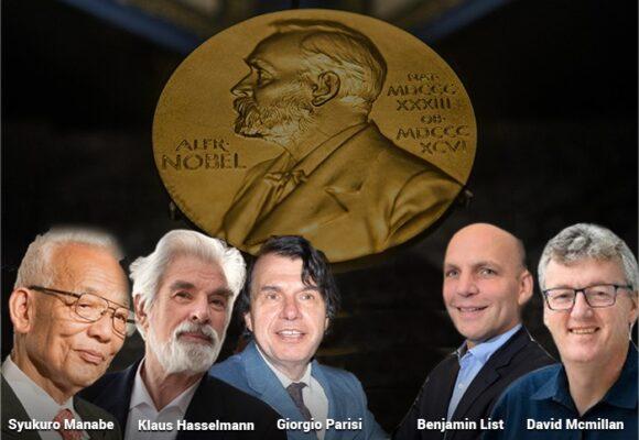Las iniciativas amigables con el medio ambiente que se ganaron el Nobel de Física y Química