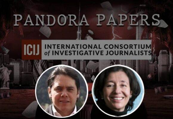Siete periodistas detrás de los Pandora Papers-Colombia