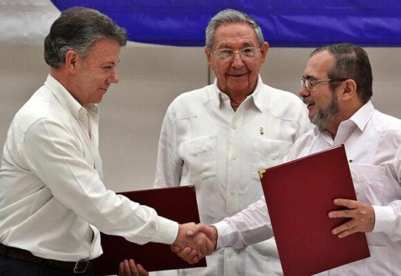 El acuerdo de La Habana