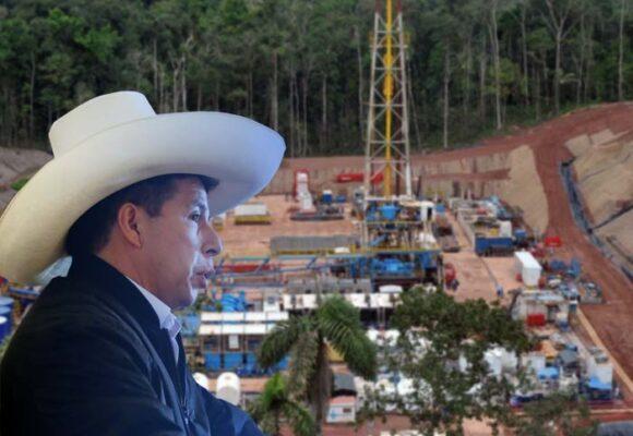 El presidente Castillo cada vez más cerca de nacionalizar el mayor yacimiento de gas en Perú