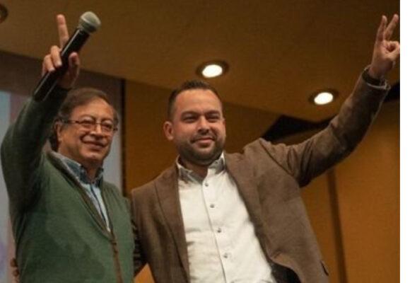 Edwin Palma, un senador desde los territorios, de los trabajadores y el sindicalismo
