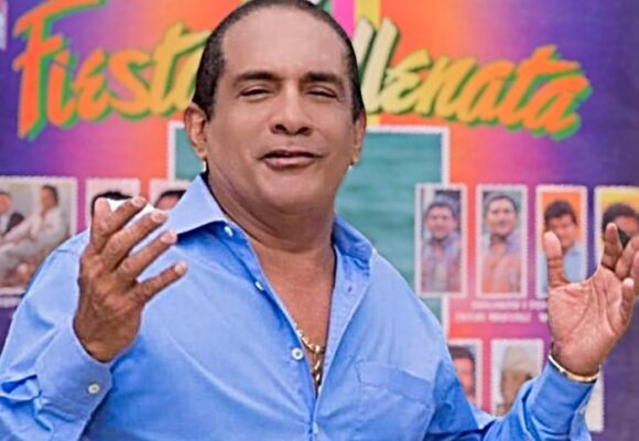 Rafael Manjarrez, un vallenato que nadie calla
