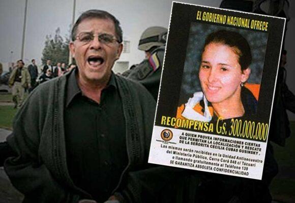 El atroz crimen de la hija del expresidente de Paraguay que pesa sobre Rodrigo Granda