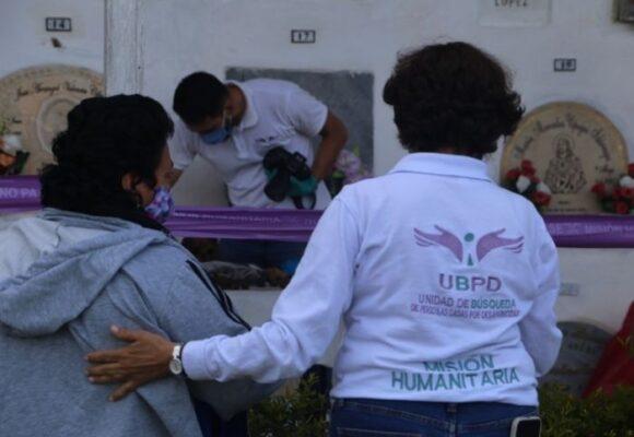 Recuperaron 18 cuerposde desaparecidos