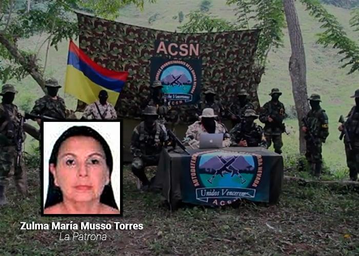 La Patrona de la coca en el Caribe colombiano