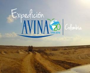 Expedición Avina